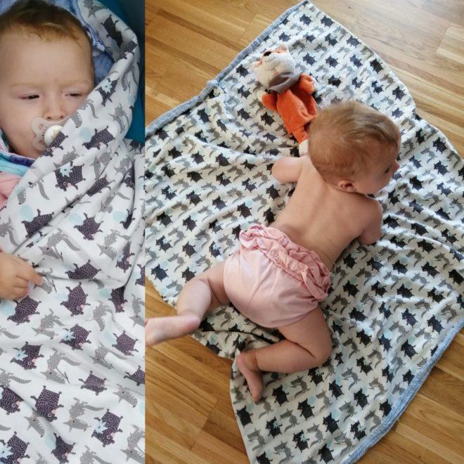 Decken fürs Baby